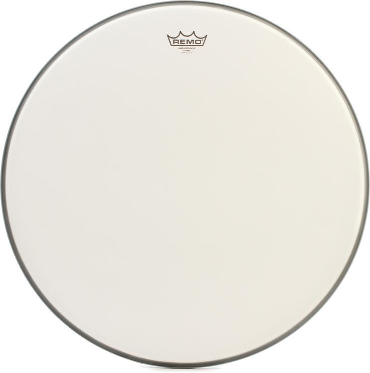 Remo Ambassador Bass Drum Head - 22