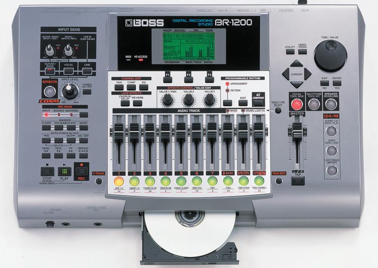 Boss BR-1200CD image 1