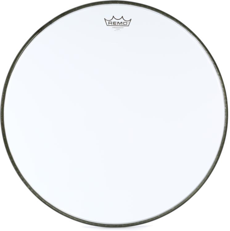 Remo Ambassador Bass Drumhead - 20