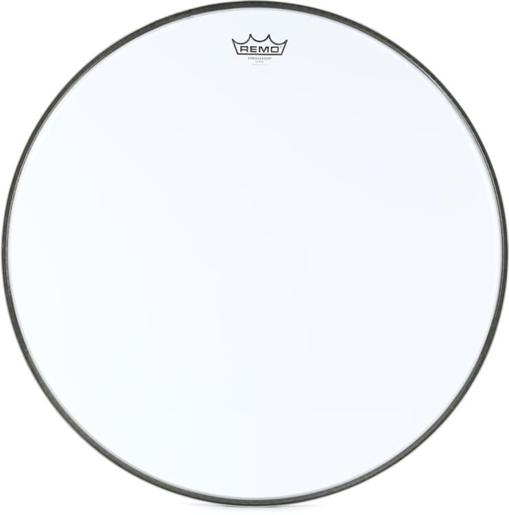 Remo Ambassador Bass Drumhead - 22
