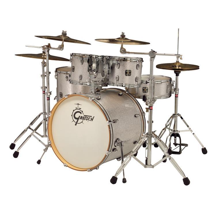 Gretsch Drums Catalina Birch - Silver Sparkle image 1