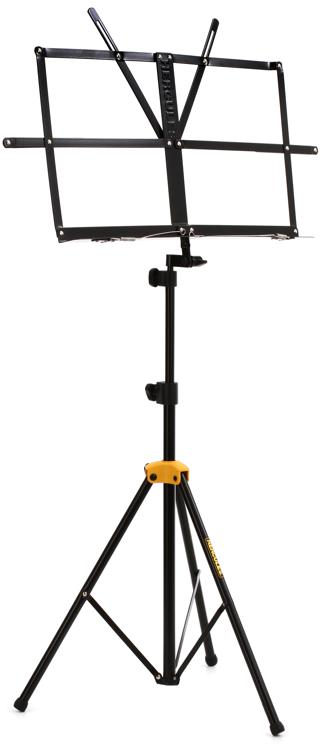 Hercules Stands BS050B 3-Section Music Stand w/Bag