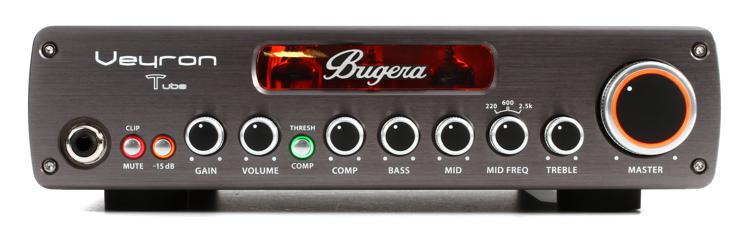 Bugera Veyron T BV1001T 2000W Bass Amp with Tube Preamp image 1
