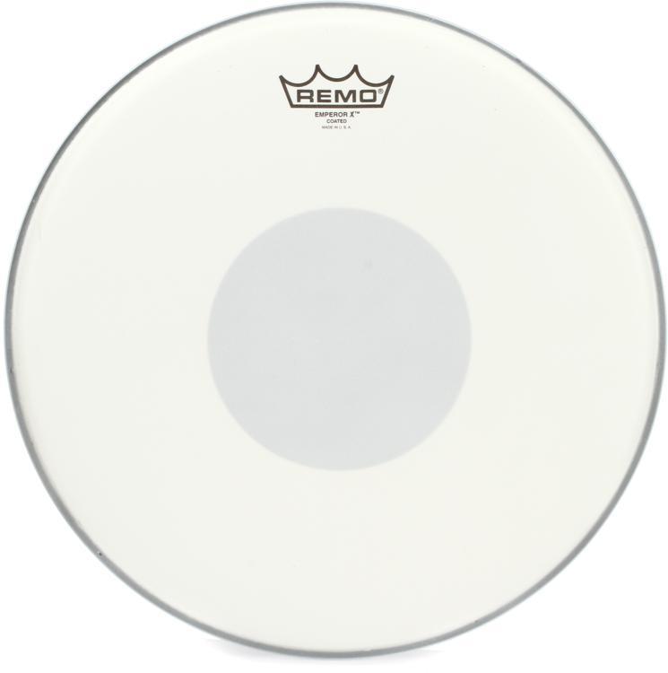 Remo Emperor X Coated Drum Head - 14