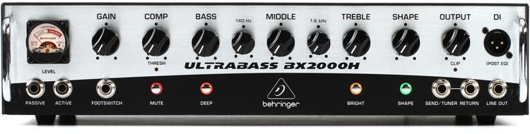 Behringer Ultrabass BX2000H image 1