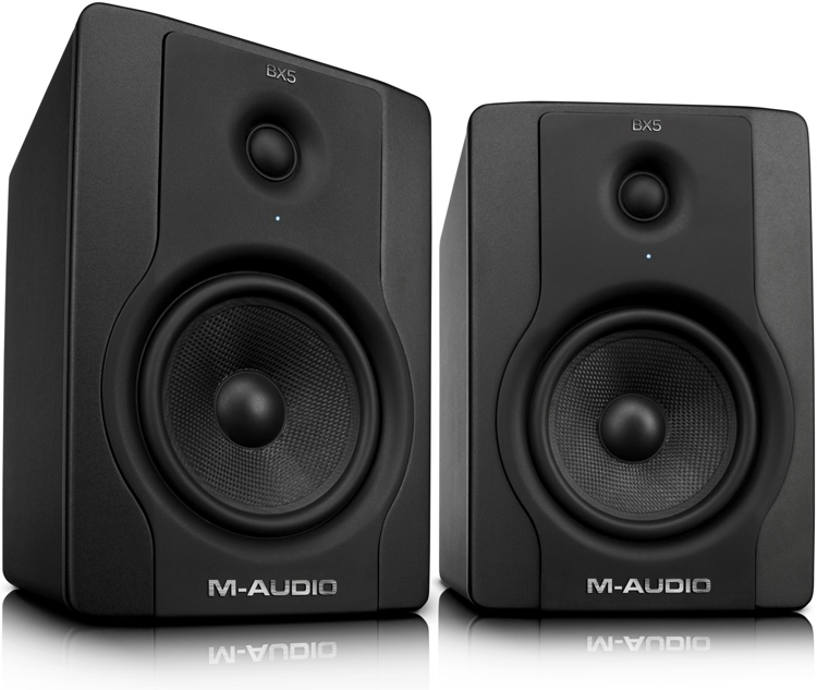M-Audio BX5 D2 (pair) image 1