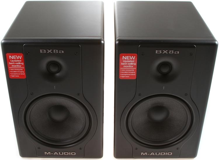 M-Audio Studiophile BX8a Deluxe image 1
