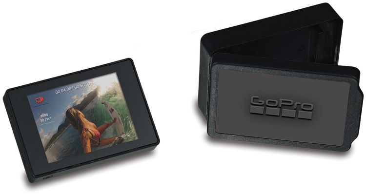 GoPro LCD Touch BacPac 2nd Generation image 1