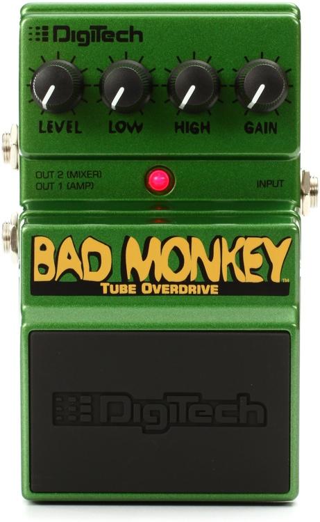 DigiTech Bad Monkey Analog Tube Overdrive Pedal image 1