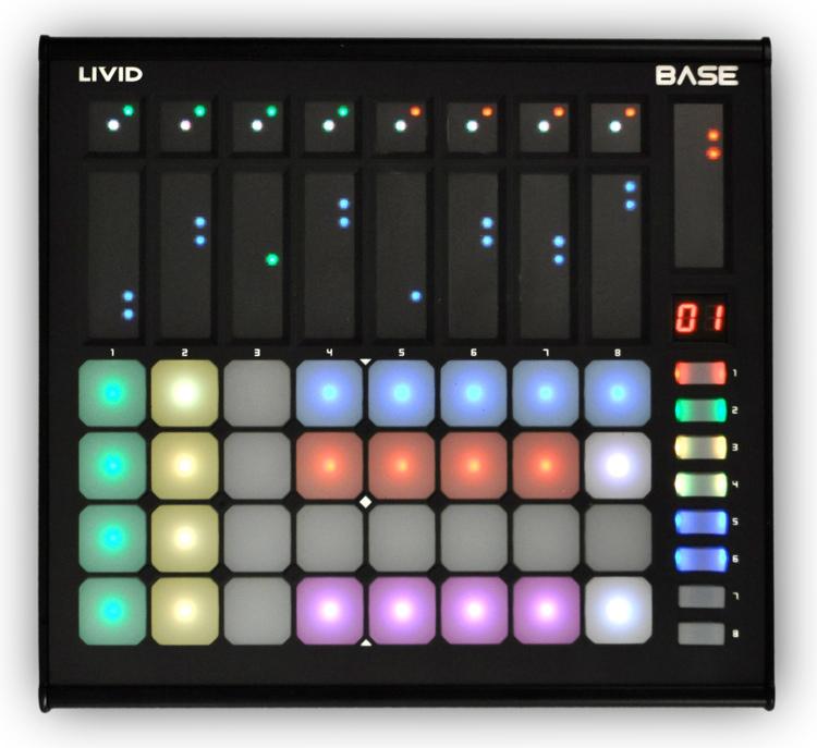 Livid Base - USB Control Surface image 1