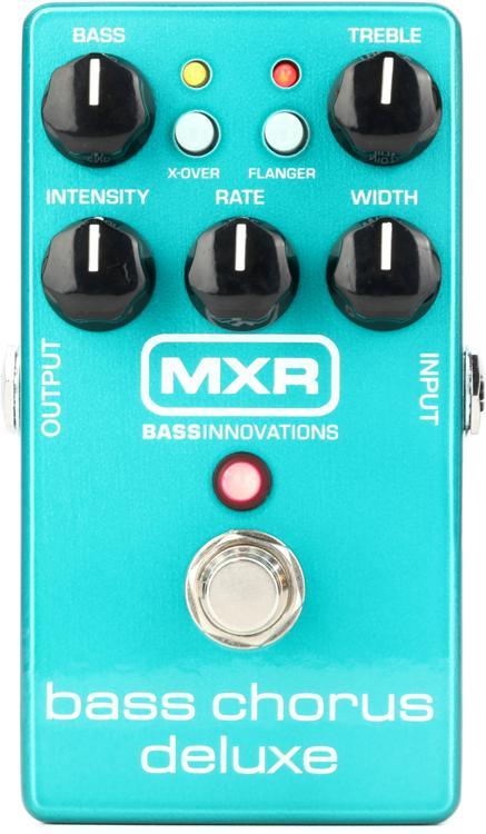 MXR M83 Bass Chorus Deluxe Pedal image 1