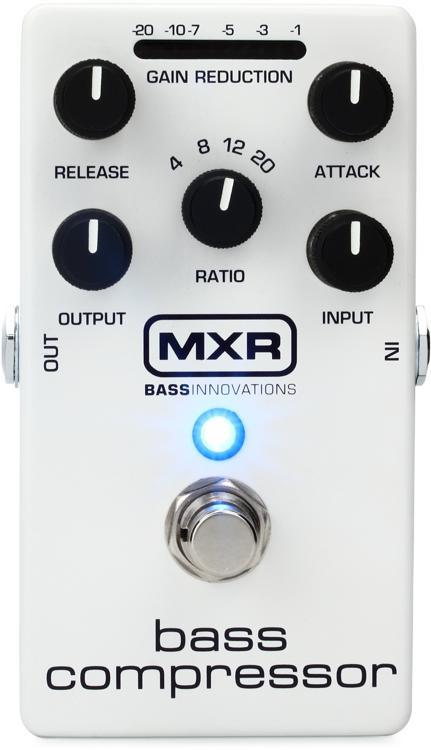 MXR M87 Bass Compressor Pedal image 1