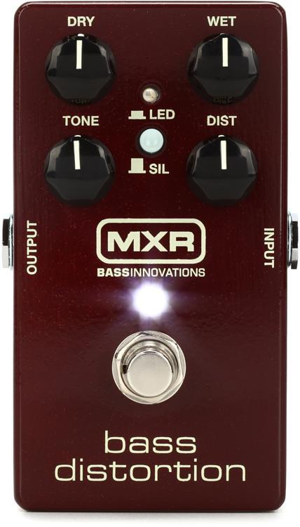 MXR M85 Bass Distortion Pedal image 1