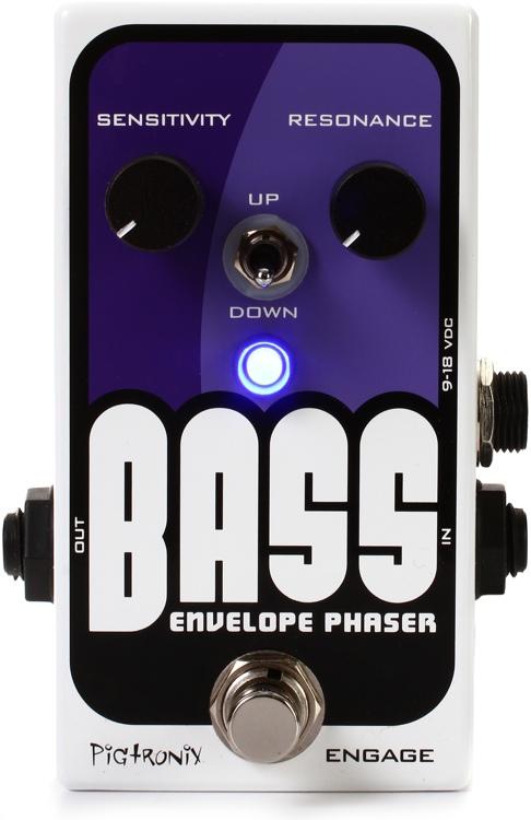 Pigtronix Bass Envelope Phaser image 1