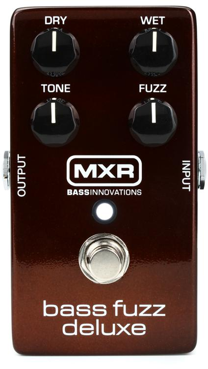 MXR M84 Bass Fuzz Deluxe Pedal image 1