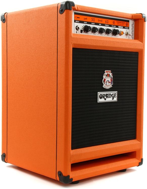 Orange Terror Bass 500 2x12
