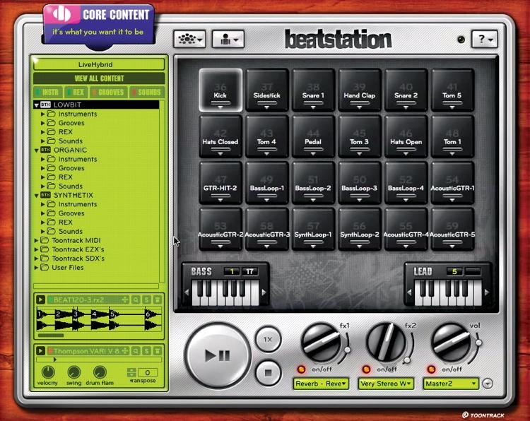 Toontrack Beatstation image 1