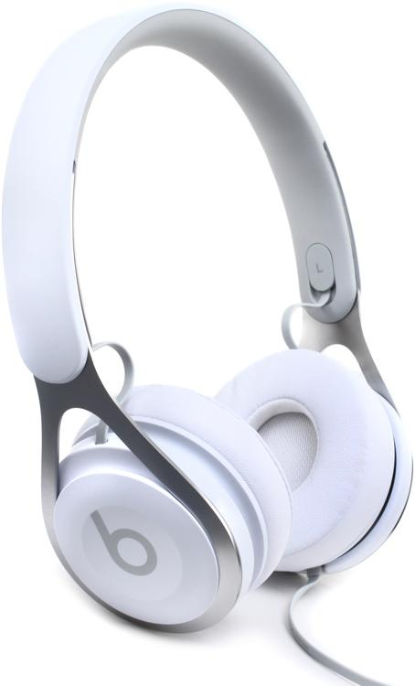 Beats EP On-ear Headphones - White image 1