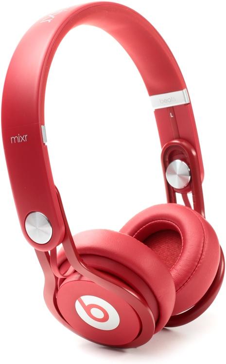 Beats Mixr DJ Headphones - Red image 1