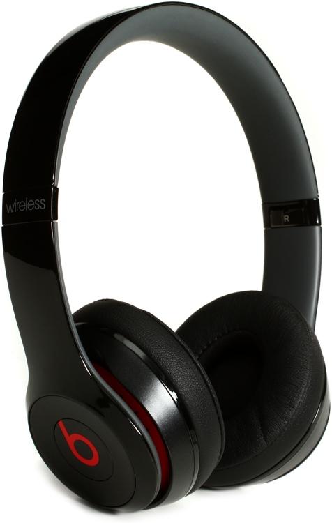 Beats Solo 2 Wireless Bluetooth Headphones