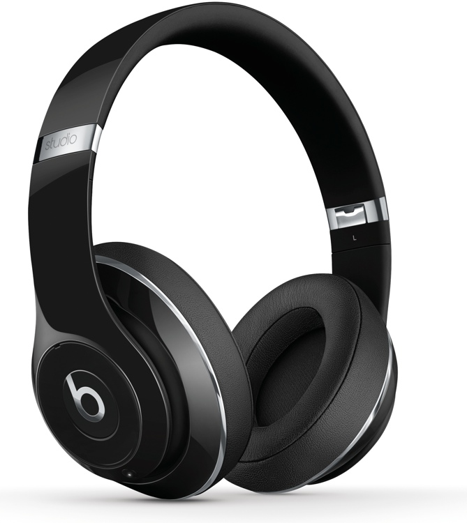 Beats Studio Wireless Bluetooth Noise-canceling Headphones - Black image 1