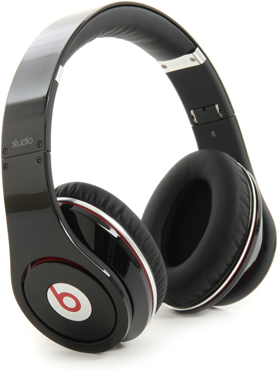 Beats Studio Headphones - Black image 1