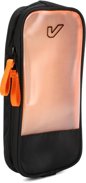 Gruv Gear Bento Utility Case, Full/Slim, Black/Orange image 1