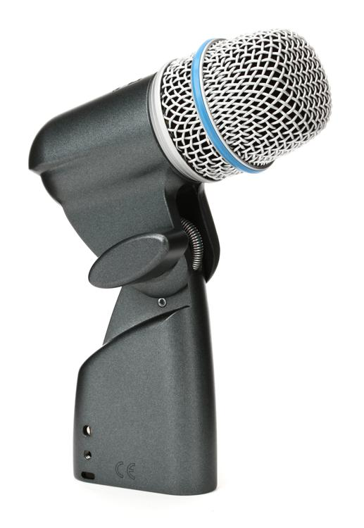Shure Beta 56A Dynamic Instrument Microphone image 1