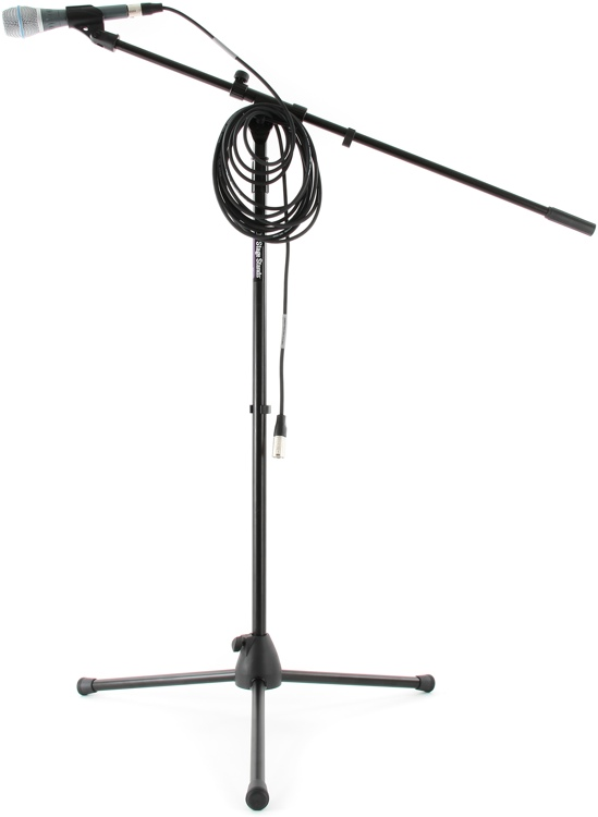 Shure Beta 87A Mic Month 2013 Bundle - With Stand & Cable image 1