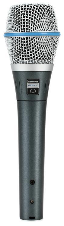 Shure Beta 87C Handheld Condenser Microphone image 1