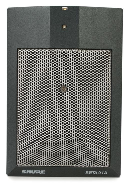 Shure Beta 91A Condenser Boundary Microphone image 1