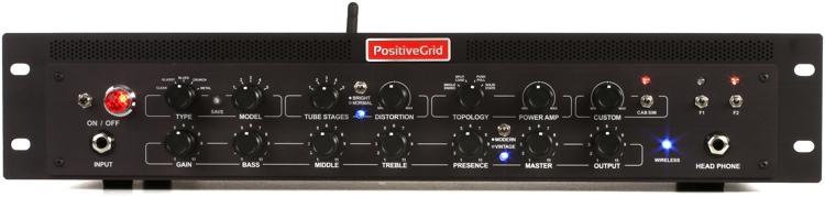 Positive Grid BIAS Rack Amp Match Rackmount Preamplifier image 1