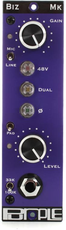 Purple Audio Biz Microphone Preamp image 1