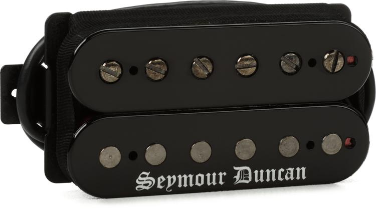 Seymour Duncan Black Winter Humbucker Pickup - Neck image 1