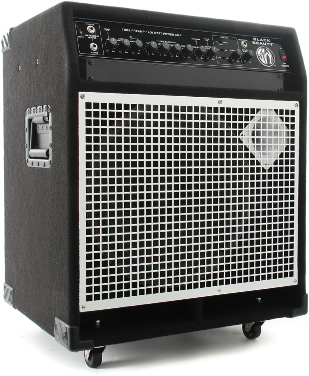 SWR Black Beauty 350 Watt 1x15