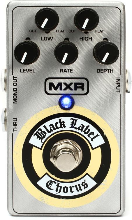 MXR ZW38 Black Label Chorus Pedal image 1