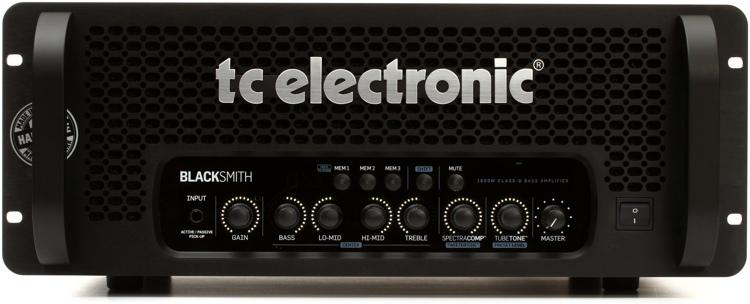 TC Electronic Blacksmith 1600-Watt Bass Head image 1