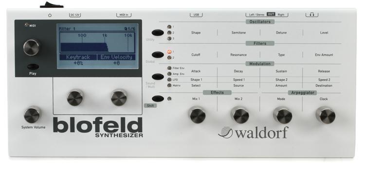 Waldorf Blofeld Synthesizer image 1