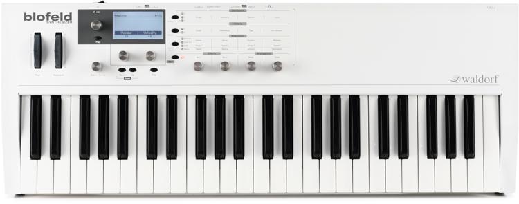 Waldorf Blofeld - White image 1