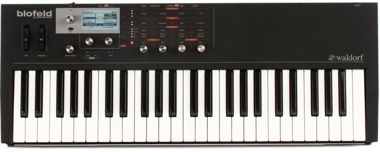 Waldorf Blofeld Keyboard - Black image 1