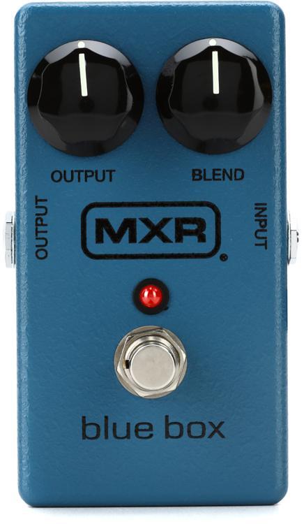 MXR M103 Blue Box Octave image 1