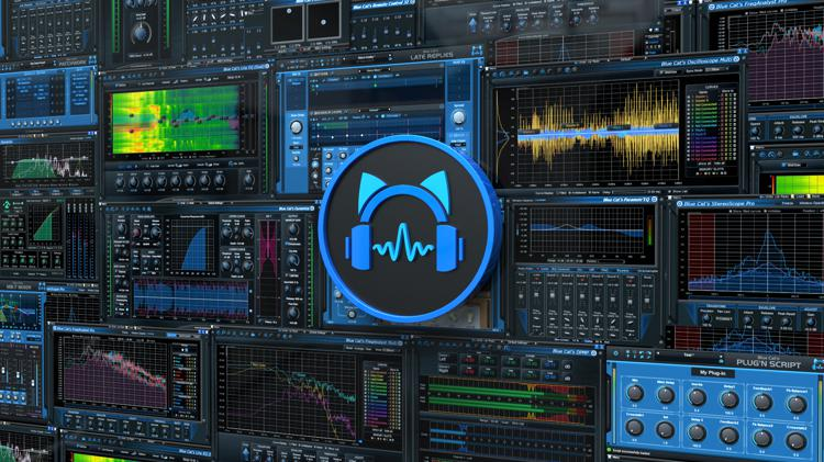 Blue Cat Audio All Plug-ins Pack Bundle image 1