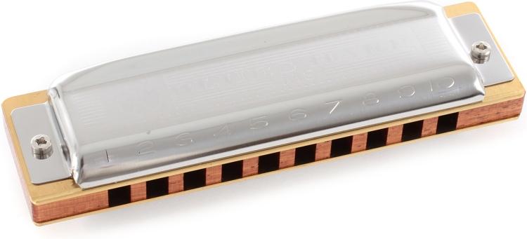 Hohner Blues Harp - Key of C Sharp image 1