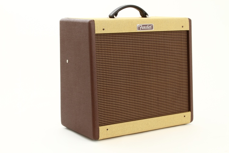 Fender Blues Junior III - Chocolate Tweed Two-Tone FSR image 1