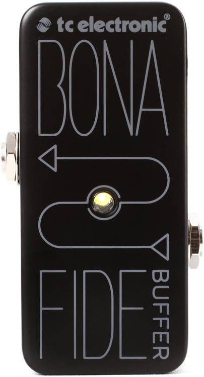 TC Electronic BonaFide Mini Buffer Pedal image 1