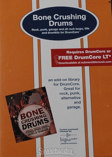 Sonoma Wire Works Bone Crushing Drums image 1
