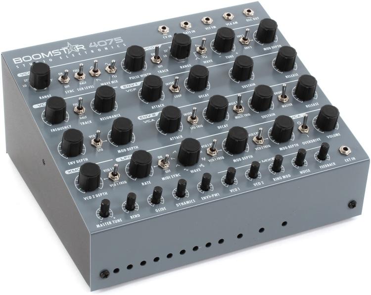Studio Electronics Boomstar 4075 Analog Synthesizer image 1