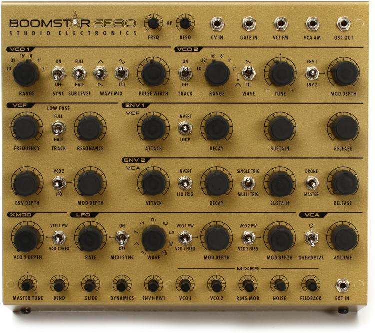 Studio Electronics Boomstar SE80 Analog Synthesizer image 1