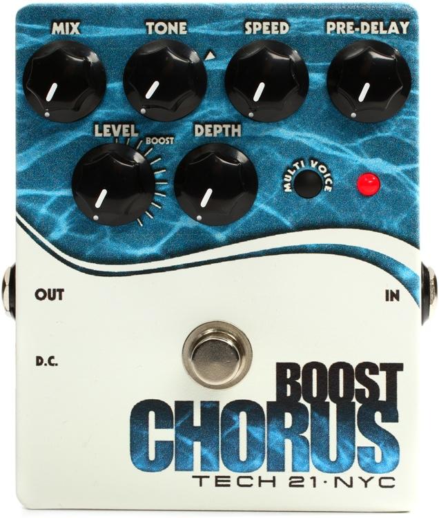 Tech 21 Boost Chorus image 1