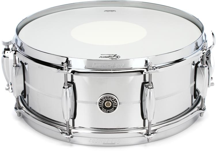 Gretsch Drums Brooklyn Steel Snare - 5.5